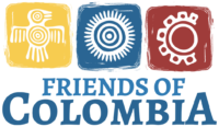 Friends of Colombia Logo
